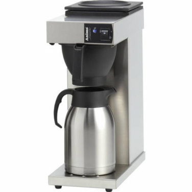 Excelso T - koffiezetapparaat rvs 18/9