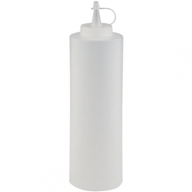 Sausflacon 0,7ltr wit