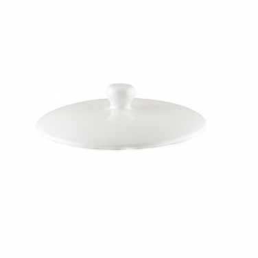 Deksel 160mm voor pot 1100cc Gourmet Off white