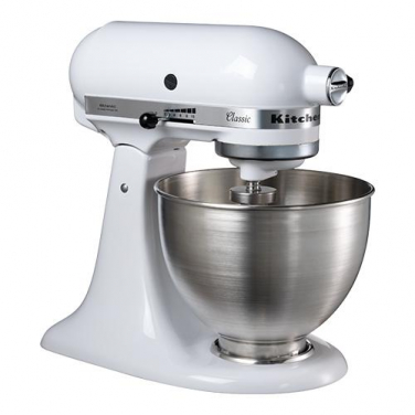 Keukenmachine KitchenAid Classic K45 wit