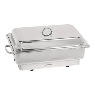 Chafing dish 1/1 GN electrisch