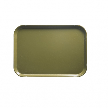 Dienblad Camtray 415x305mm Olive Green 1216-428