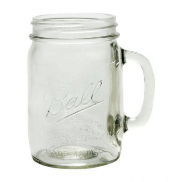 Ball plain drinking mug 475ml excl. deksel (16oz)