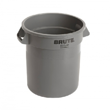 Container Brute rond 37.9 ltr grijs